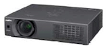 Data and video projectors